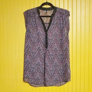 Maurices Blouse Size Medium